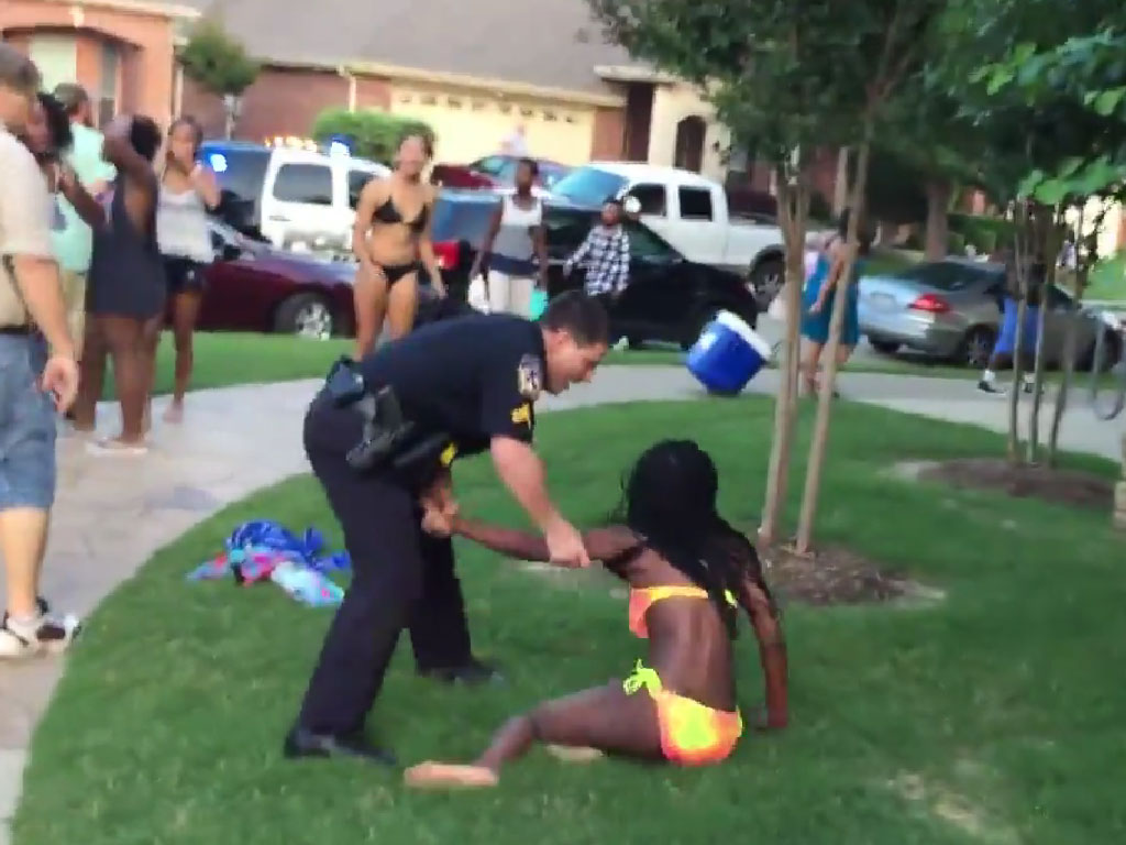 FIVEO Teens; creators of police review app, respond to McKenny, Texas pool party video